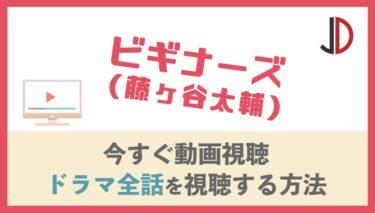 ドラマ|ビギナーズ(藤ヶ谷太輔)の動画を無料で最終回まで視聴する方法