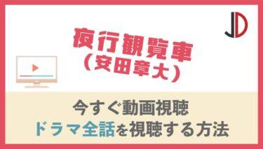 ドラマ|夜行観覧車(安田章大)の動画を無料で最終回まで視聴する方法