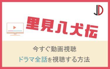 ドラマ|里見八犬伝(滝沢秀明)の動画を無料でフル視聴する方法