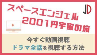 ドラマ|スペースエンジェル 2001円宇宙の旅の動画を無料でフル視聴する方法