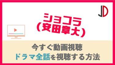 ドラマ|ショコラ(安田章大)の動画を無料で1話から最終回まで視聴する方法