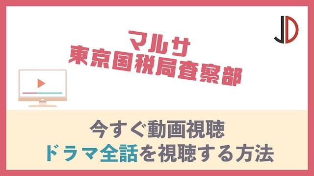マルサ 東京国税局査察部